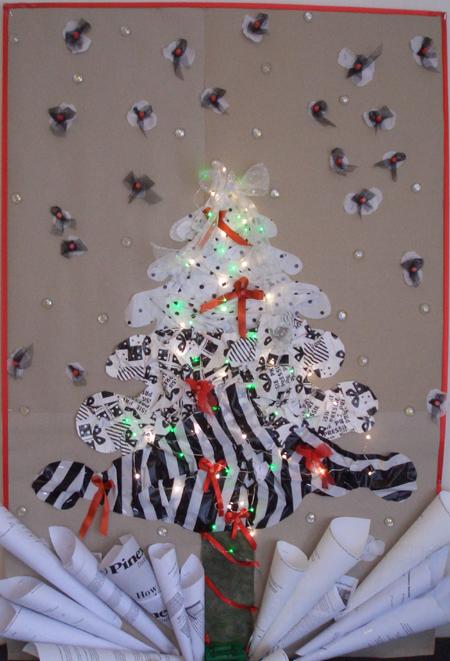 Christmas Tree Spray Snow
